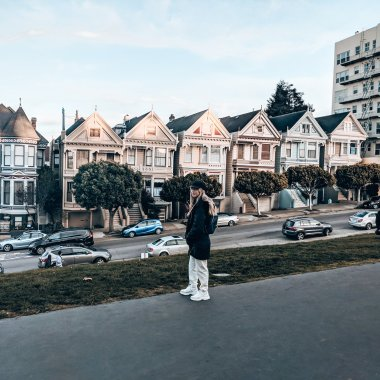 The Painted Ladies & Loz